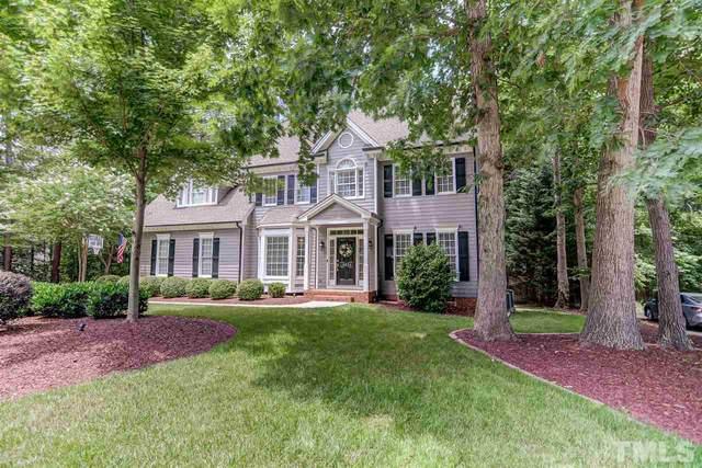 4924 Timbergreen Lane, Holly Springs, NC 27540 (#2388697) :: Dogwood Properties
