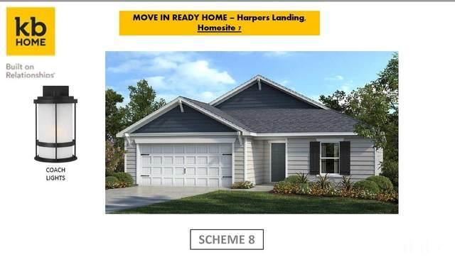 128 Harpers Landing Road, Garner, NC 27526 (#2388745) :: Triangle Just Listed