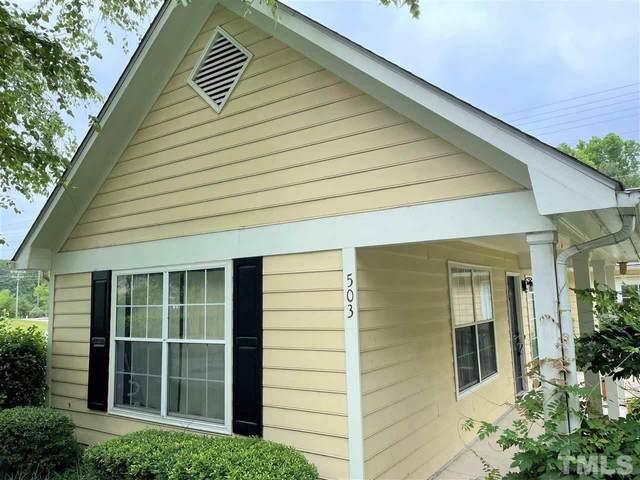 503 High Ridge Drive, Durham, NC 27707 (#2388746) :: Spotlight Realty