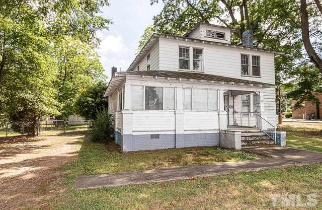 3217 Sunset Avenue, Rocky Mount, NC 27804 (#2388747) :: Triangle Top Choice Realty, LLC