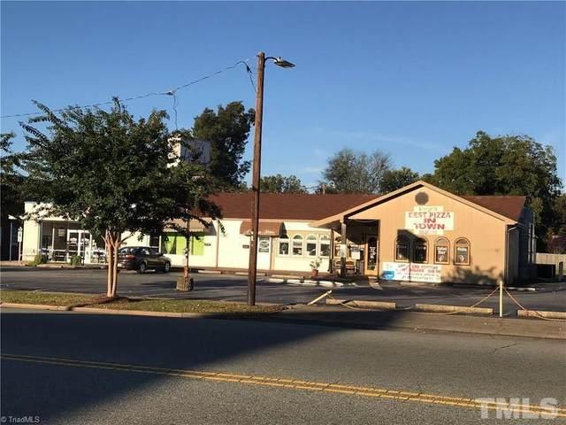 300 N Main Street, Graham, NC 27253 (#2388750) :: Scott Korbin Team