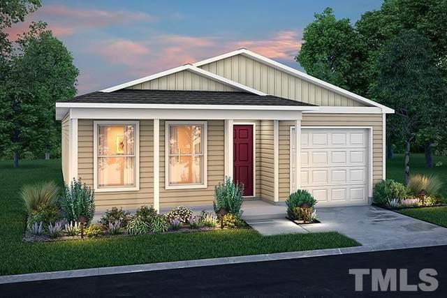 1261 Zoysia Drive, Rocky Mount, NC 27801 (#2388760) :: Southern Realty Group