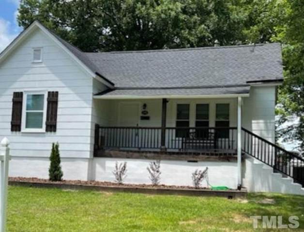 102 W E Street, Erwin, NC 28339 (#2388762) :: Triangle Just Listed