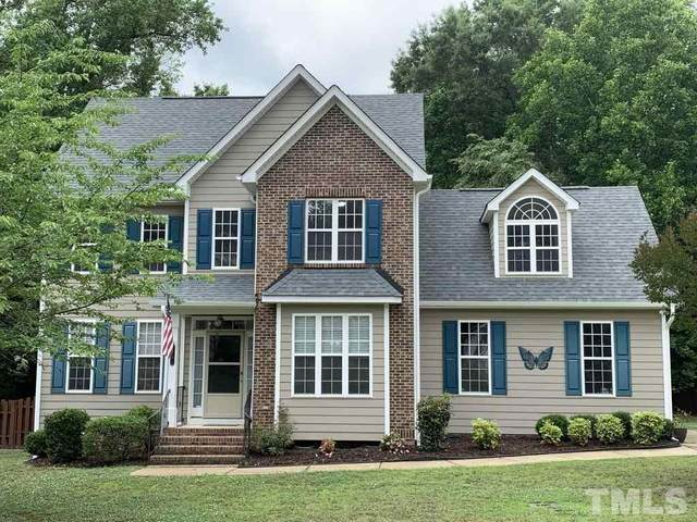 76 Dory Lane, Clayton, NC 27520 (#2388766) :: Log Pond Realty