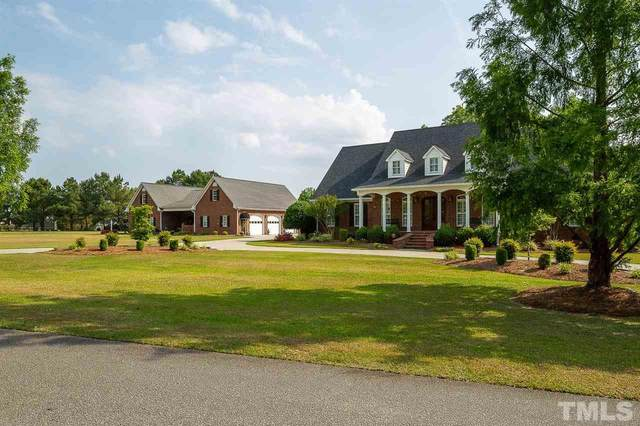343 Timberlake Drive, Clinton, NC 28328 (#2388790) :: The Blackwell Group