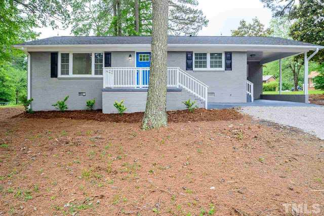 812 Terrace View Drive, Chapel Hill, NC 27516 (#2388835) :: Triangle Top Choice Realty, LLC
