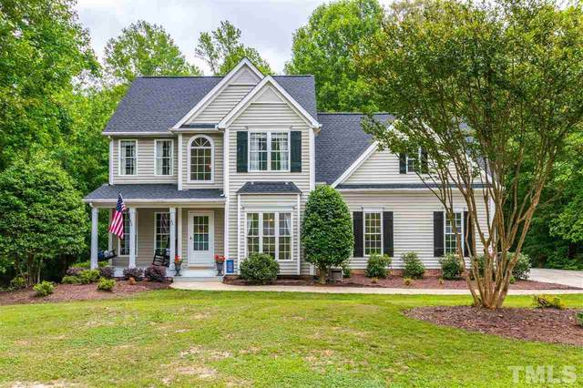82 Jamestown Road, Pittsboro, NC 27312 (#2388837) :: The Perry Group