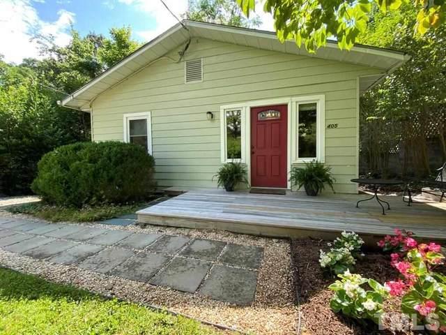 405 N Hassel Street, Hillsborough, NC 27278 (MLS #2388859) :: EXIT Realty Preferred