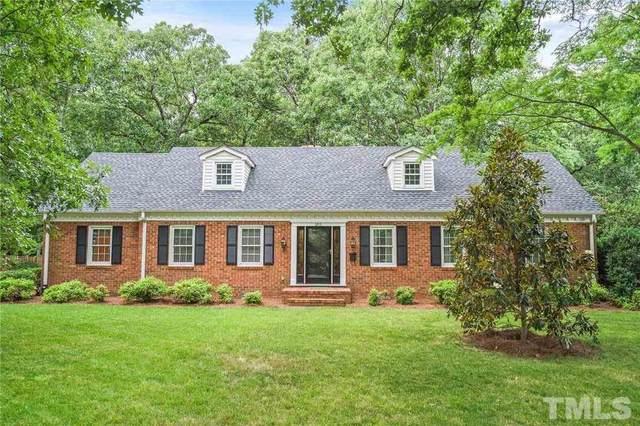 2513 Ferndale Drive, Burlington, NC 27215 (#2388865) :: Dogwood Properties
