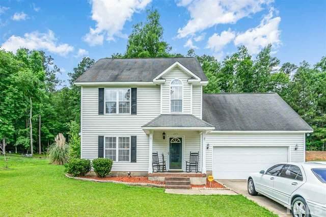 2913 Forest Glen Drive, Sanford, NC 27330 (#2388896) :: RE/MAX Real Estate Service
