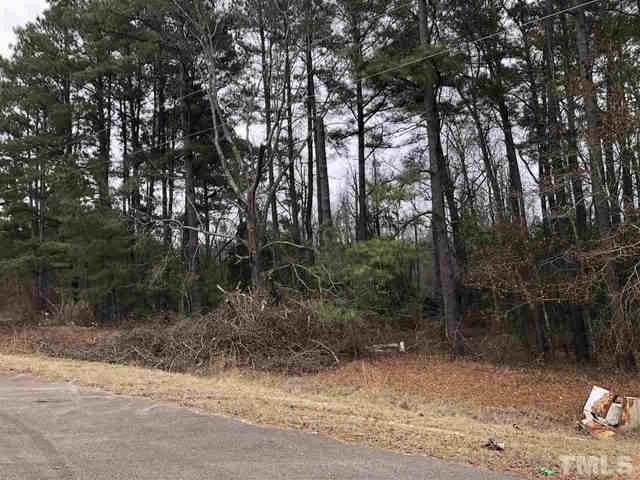 0 L Cooper Road, Cameron, NC 28326 (#2388944) :: Scott Korbin Team