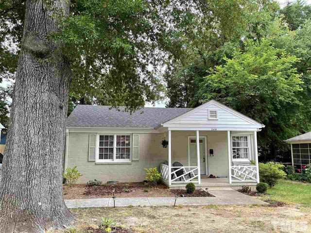 2416 Dellwood Drive, Greensboro, NC 27408 (#2388989) :: Dogwood Properties