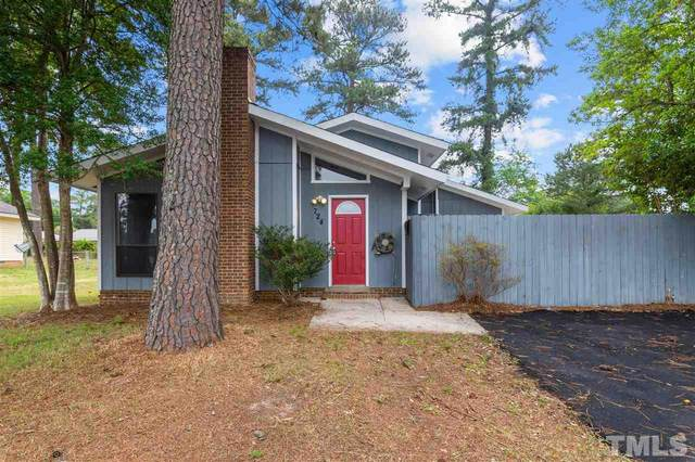 724 Carnegie Court, Fayetteville, NC 28311 (#2388990) :: Real Estate By Design