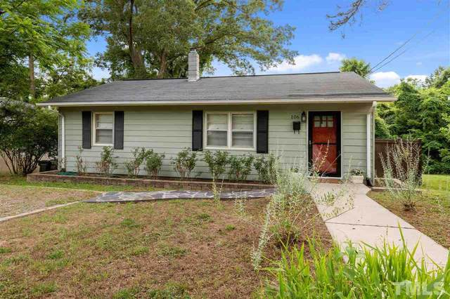 106 Eugene Street, Carrboro, NC 27510 (#2388998) :: RE/MAX Real Estate Service