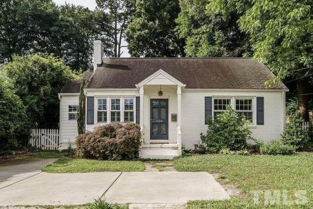 620 E Whitaker Mill Road, Raleigh, NC 27608 (#2389009) :: Dogwood Properties