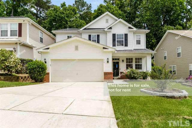319 Buckland Mills Court, Cary, NC 27513 (#2389010) :: Log Pond Realty