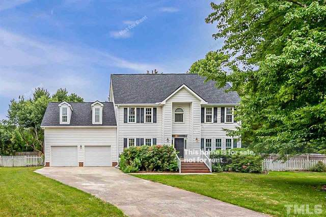 4616 Woodmill Run, Apex, NC 27539 (#2389019) :: The Perry Group