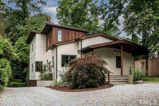 1619 Lorraine Road, Raleigh, NC 27607 (MLS #2389028) :: EXIT Realty Preferred