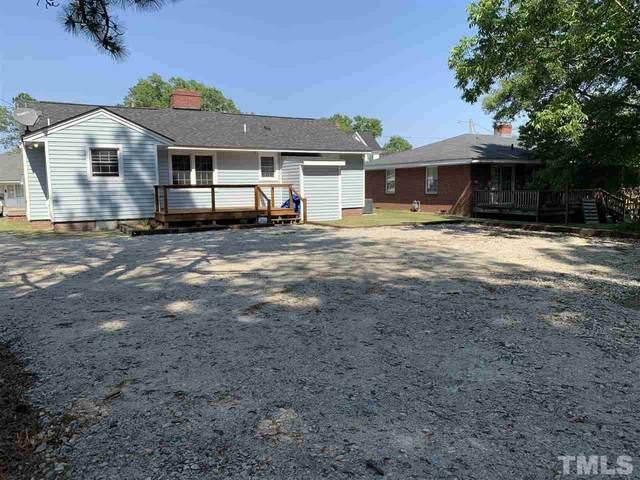 818 Peachtree Street, Rocky Mount, NC 27804 (#2389035) :: Dogwood Properties