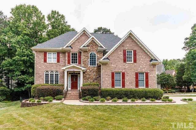 8401 Chelridge Drive, Wake Forest, NC 27587 (#2389057) :: Real Estate By Design