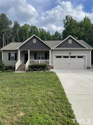 168 Talford Drive, Wendell, NC 27591 (#2389060) :: Log Pond Realty
