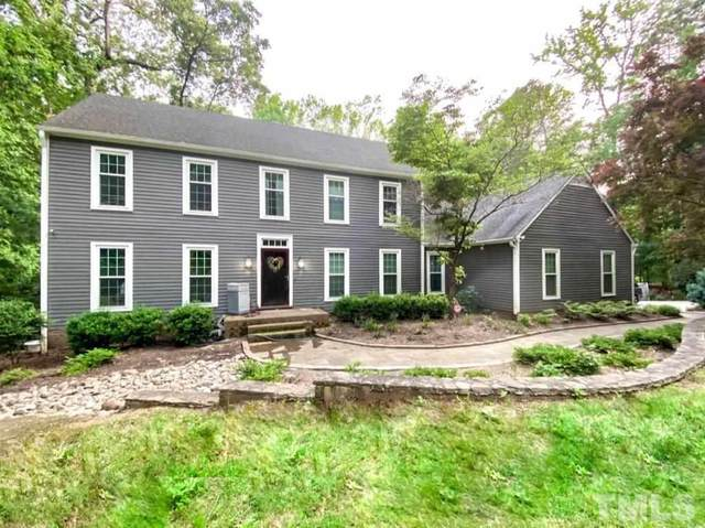2121 Possum Trot Road, Wake Forest, NC 27587 (MLS #2389122) :: On Point Realty