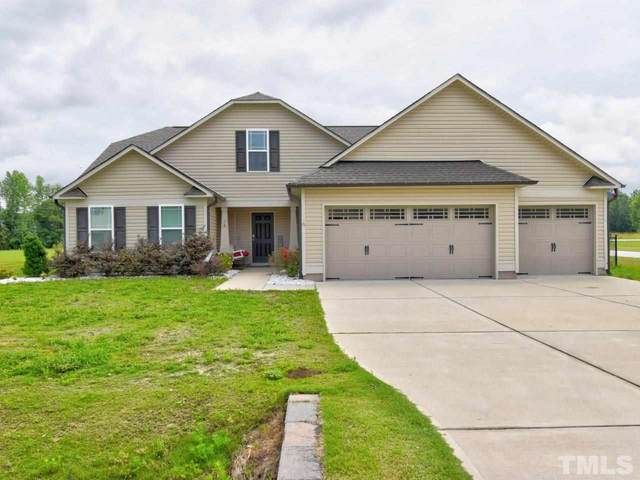 16 Riparian Court, Willow Spring(s), NC 27592 (#2389132) :: Spotlight Realty