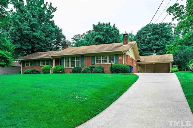 107 Barenwood Circle, Durham, NC 27704 (#2389153) :: Triangle Top Choice Realty, LLC
