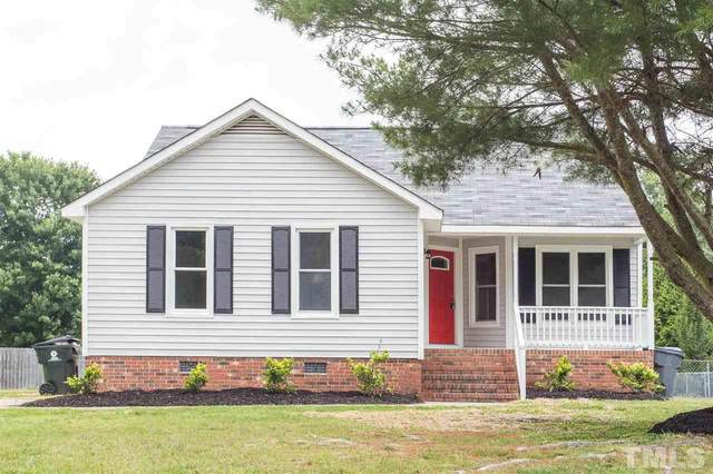 100 Baron Lardon Drive, Knightdale, NC 27545 (#2389188) :: Real Estate By Design