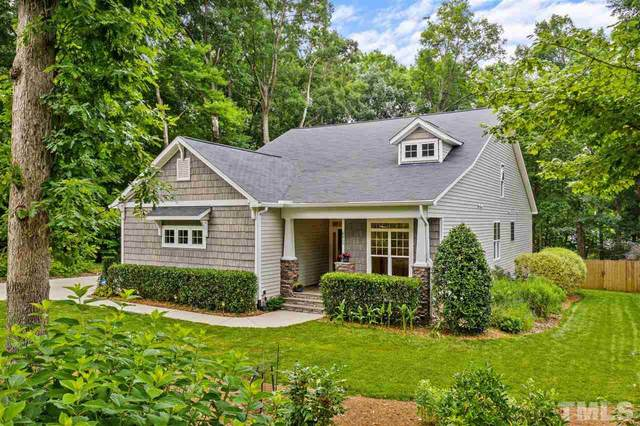6413 King Lawrence Road, Raleigh, NC 27607 (MLS #2389200) :: On Point Realty