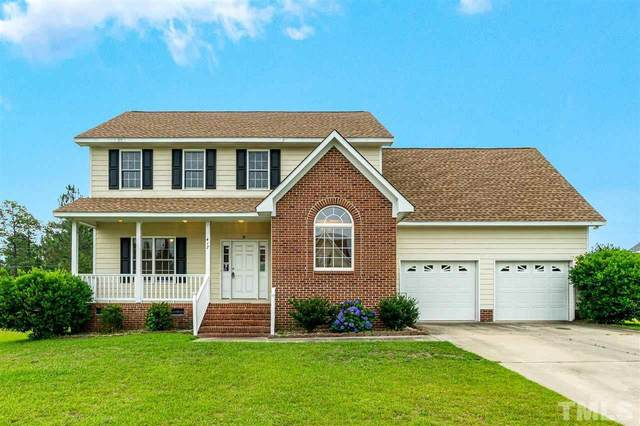 417 Dunblane Way, Fayetteville, NC 28311 (#2389232) :: Raleigh Cary Realty