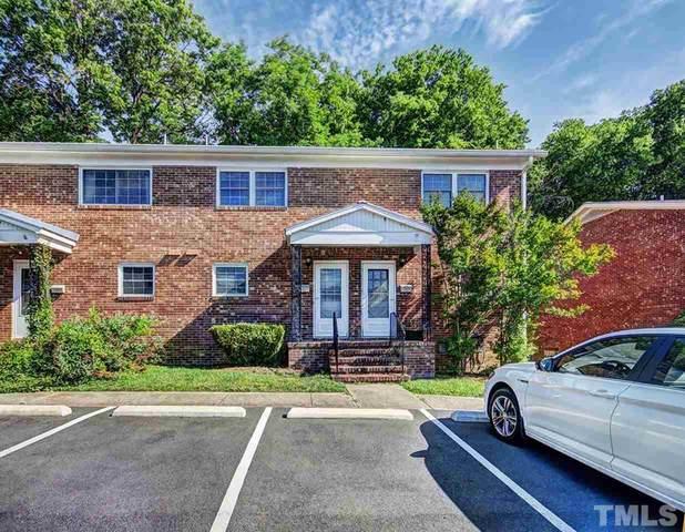 506 N Greensboro Street #44, Carrboro, NC 27510 (#2389238) :: The Beth Hines Team