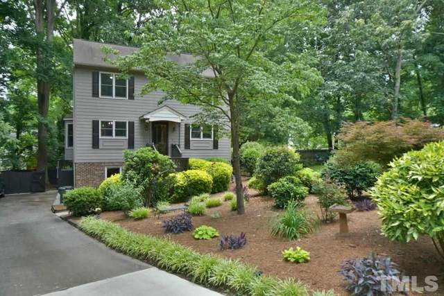 105 Firewood Circle, Raleigh, NC 27607 (MLS #2389243) :: On Point Realty