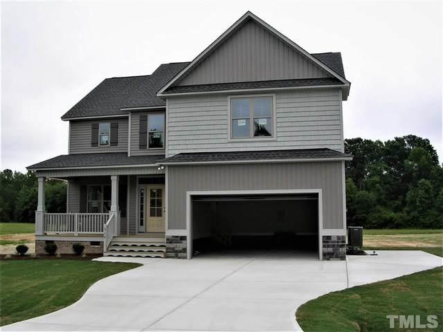 319 Long Grass Drive #92, Smithfield, NC 27577 (#2389245) :: Kim Mann Team