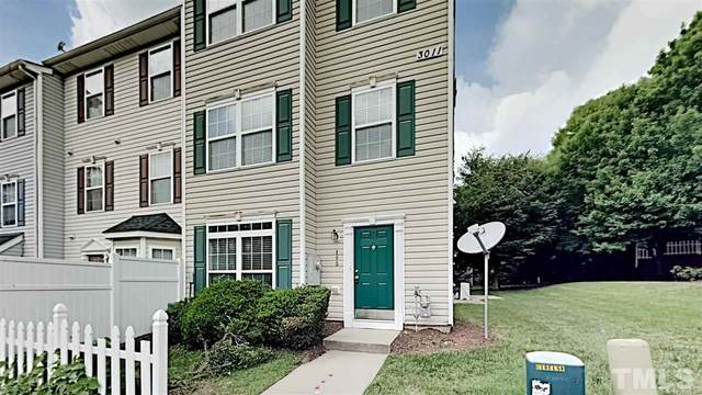 3011 Barrymore Street #105, Raleigh, NC 27603 (MLS #2389277) :: On Point Realty