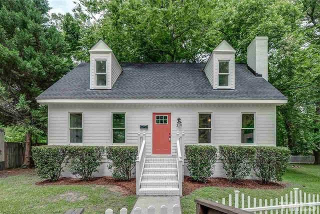 319 E Park Street, Cary, NC 27511 (#2389284) :: Dogwood Properties