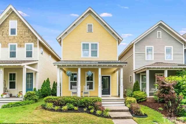 52 Hill Creek Boulevard, Chapel Hill, NC 27516 (#2389300) :: Real Estate By Design