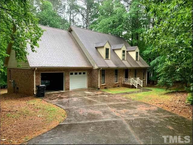 11804 Old Creedmoor Road, Raleigh, NC 27613 (#2389336) :: M&J Realty Group