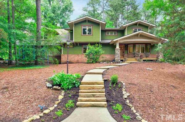 419 Overland Drive, Chapel Hill, NC 27517 (#2389358) :: Log Pond Realty