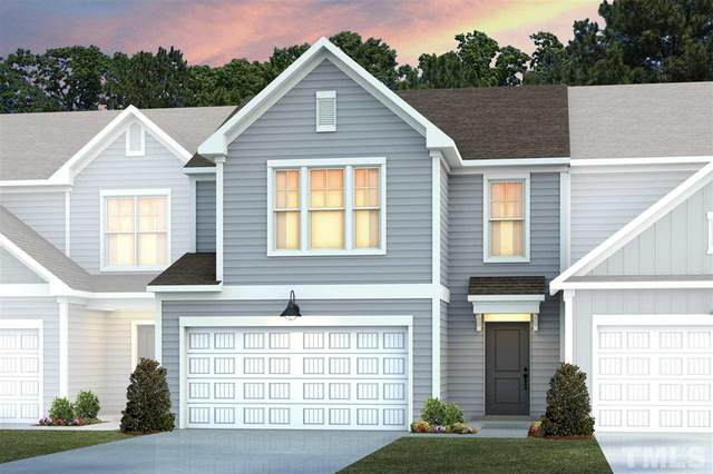 1113 Tigerlily Way Ls Lot 25, Durham, NC 27703 (#2389369) :: Triangle Just Listed