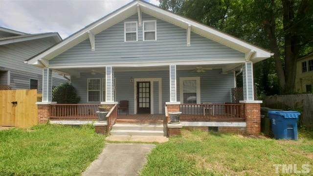 824 Wilkerson Avenue, Durham, NC 27701 (#2389373) :: The Perry Group