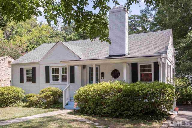 702 Dixie Trail, Raleigh, NC 27607 (MLS #2389392) :: On Point Realty