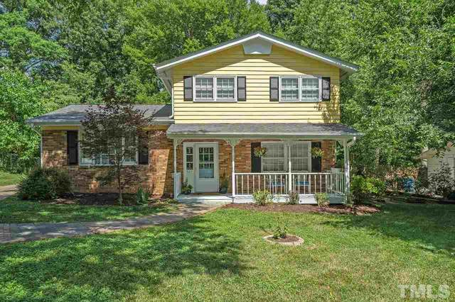 505 Old Farm Road, Raleigh, NC 27606 (MLS #2389395) :: On Point Realty