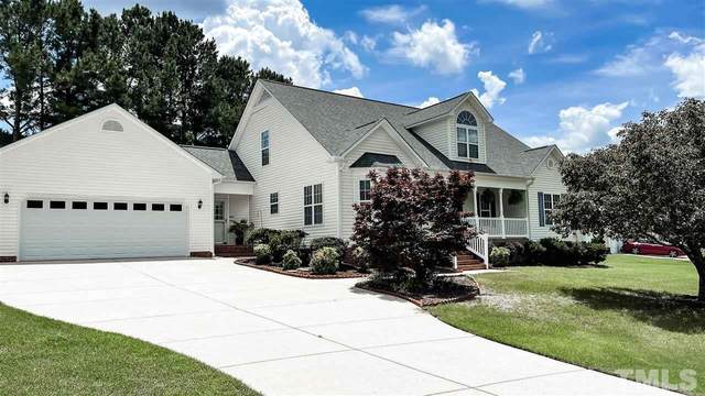 135 Yesteryear Court, Angier, NC 27501 (#2389404) :: Raleigh Cary Realty