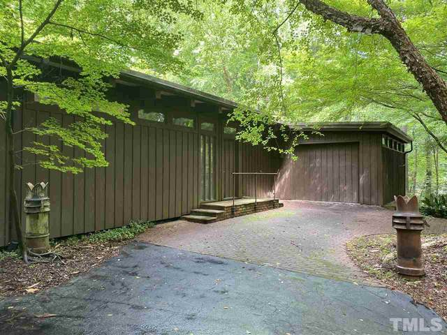 809 Shady Lawn Road, Chapel Hill, NC 27514 (#2389407) :: Realty One Group Greener Side