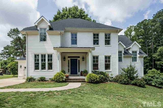 1009 Currituck Drive, Raleigh, NC 27609 (#2389411) :: Dogwood Properties
