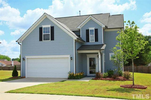 21 Duchess Avenue, Franklinton, NC 27525 (#2389417) :: The Beth Hines Team