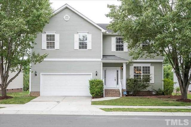 1144 Pebble Creek Crossing, Durham, NC 27713 (#2389437) :: The Perry Group