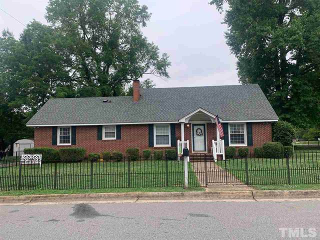 420 W Main Street, Spring Hope, NC 27882 (#2389496) :: M&J Realty Group