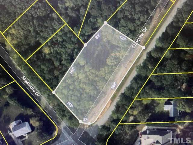 201 205 Choctaw Drive, Louisburg, NC 27549 (#2389537) :: The Perry Group